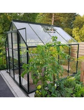 Cielmonjardin : un grand choix de serres de jardin en verre ...